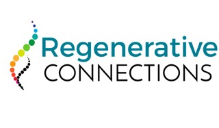 Regenerative marketing logo